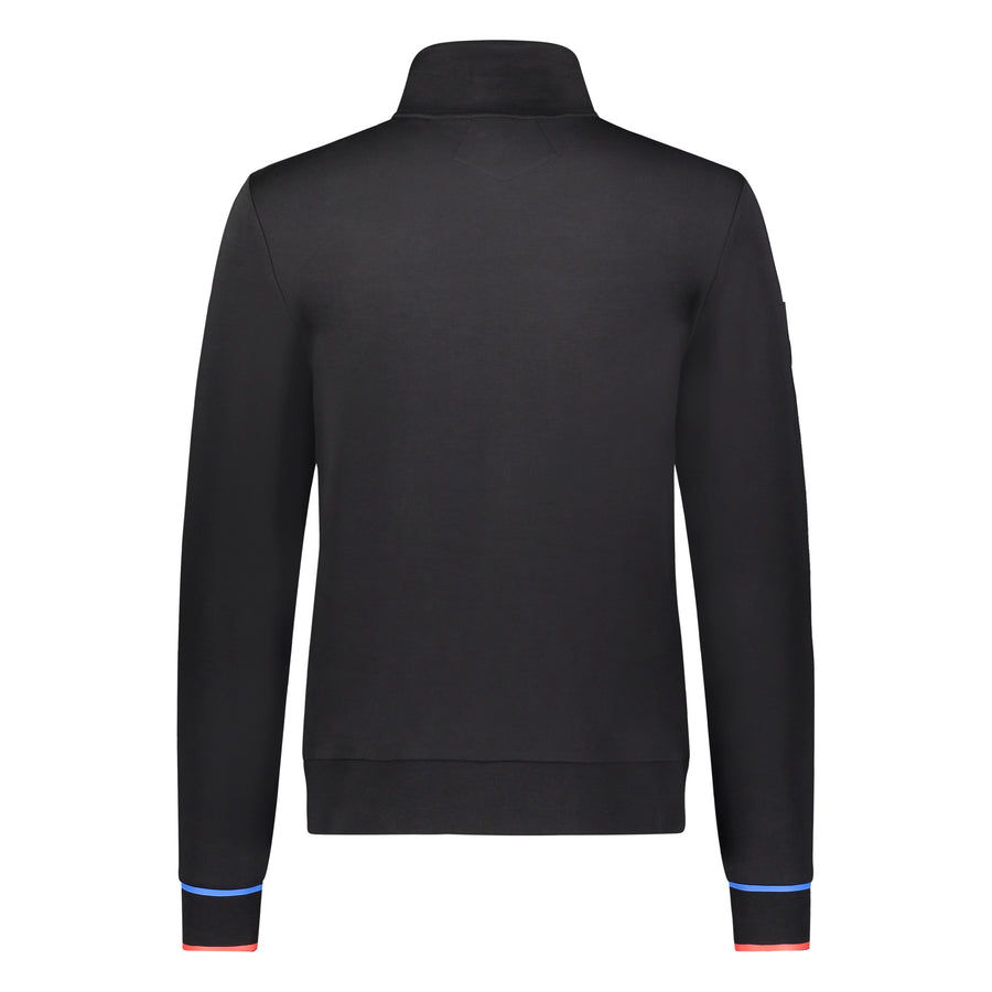 Messi Signature Cuff Track Jacket - Black
