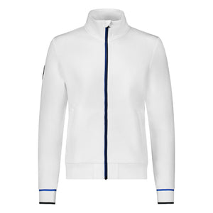 Messi Signature Cuff Track Jacket - Off White