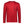Bonded Pocket Long Sleeve Crew - Red