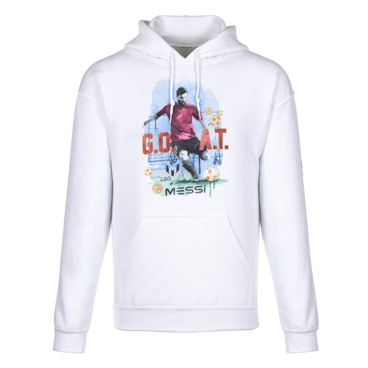 Messi Limited Edition GOAT Hoodie