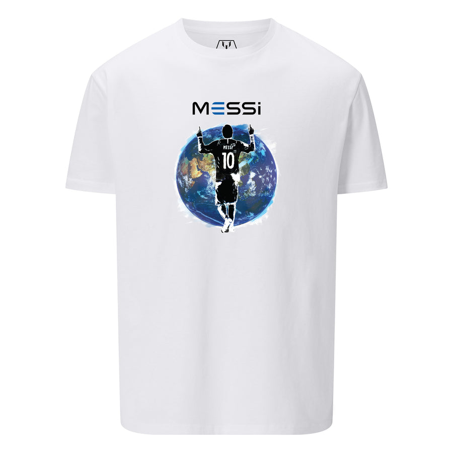 World Messi Silhouette T-Shirt