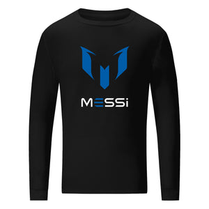 M Messi Long Sleeve Graphic T-Shirt