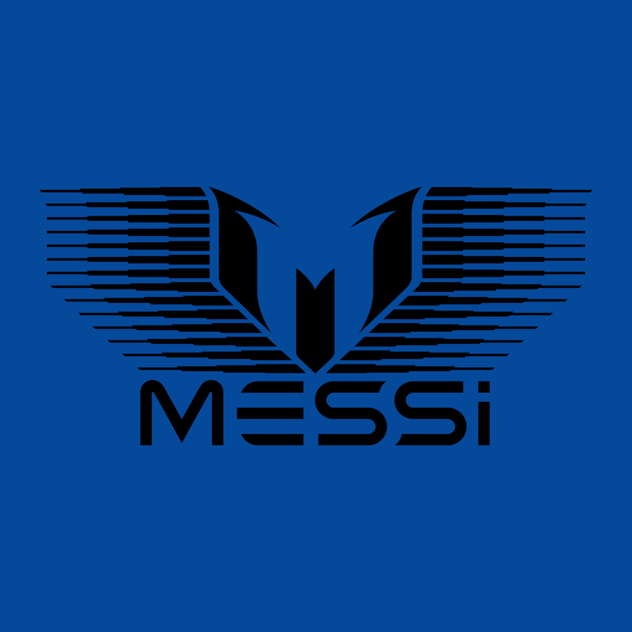 MESSI Gradation Logo T-Shirt