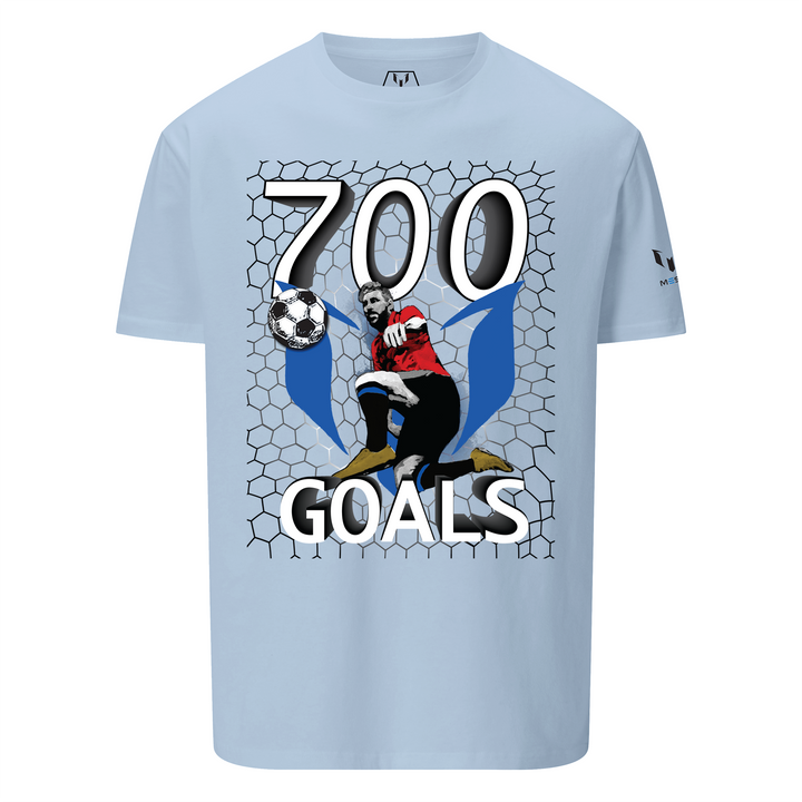 Camiseta Estampada Messi Silueta 700 Goals