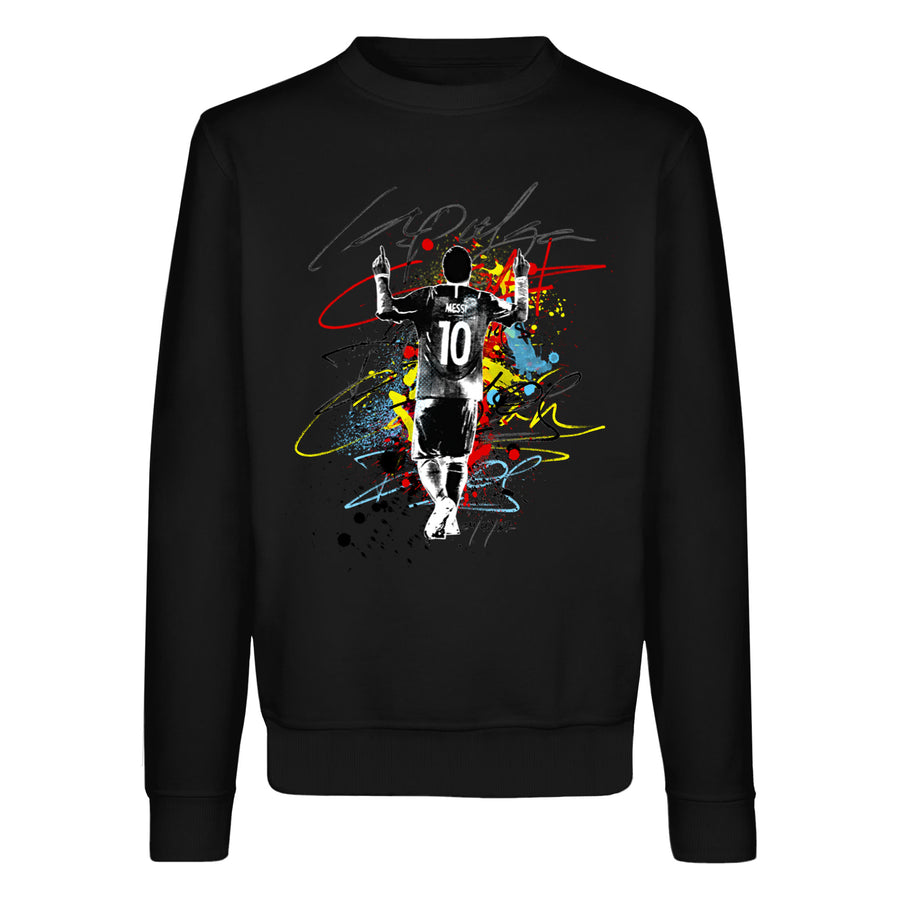 SUDADERA MESSI LA PULGA SPLASH