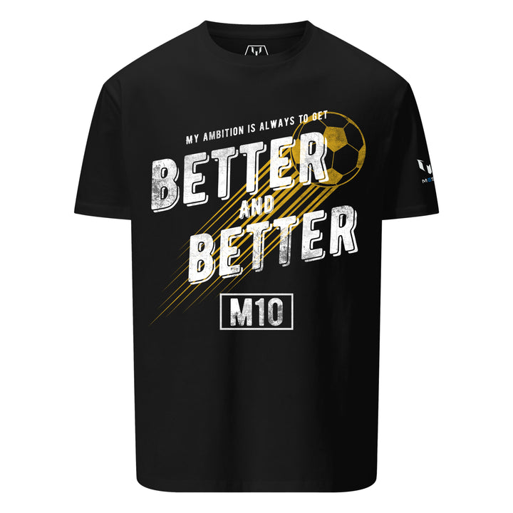 Camiseta Estampada Messi Better and Better