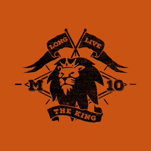 Camiseta Estampada Long Live the King
