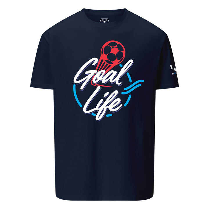 Camiseta Estampada Messi Goal Life