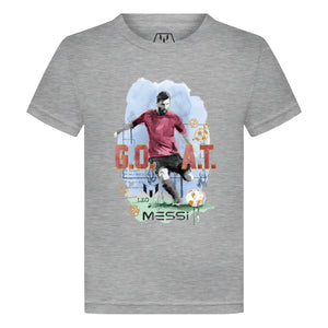 GOAT Kid's Graphic T-Shirt