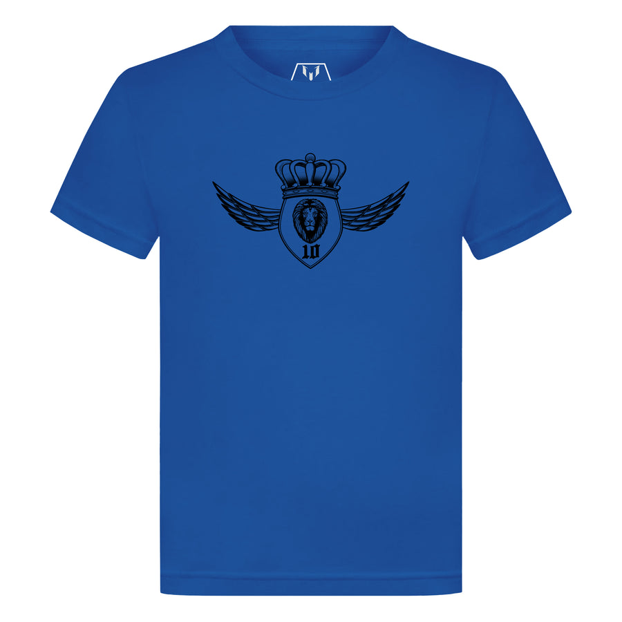 Lion Crest Wing Kid's Graphic T-Shirt