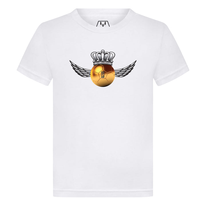 Camiseta gráfica Golden Ball Wings