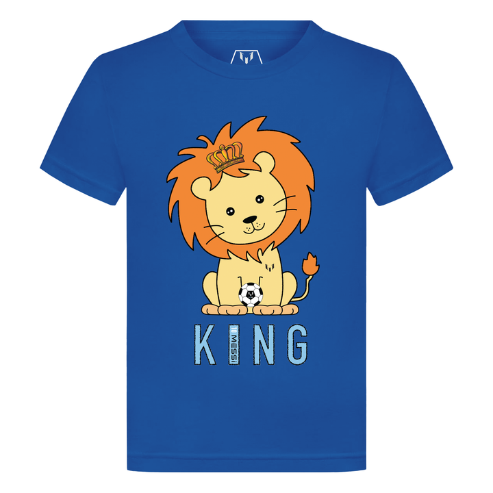 Lion King 10 Messi Kid's T-Shirt