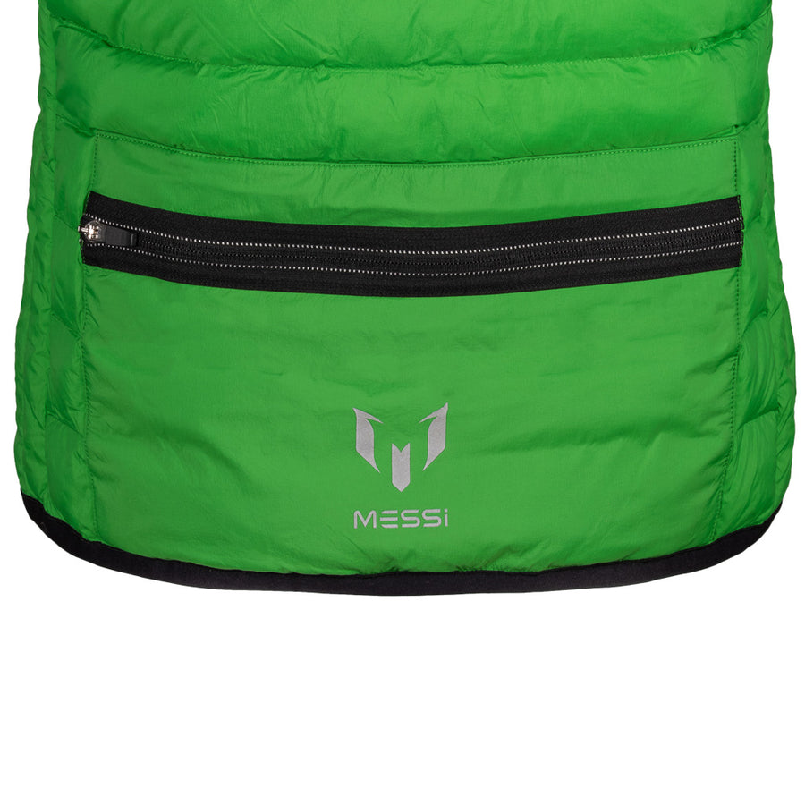 Messi Lightweight Solarball Tech Vest - New Green