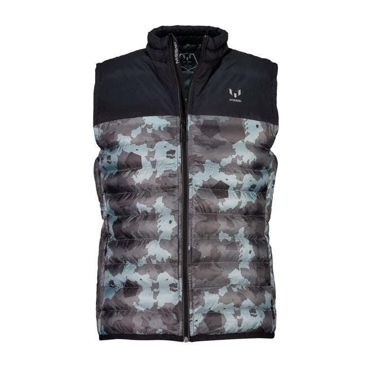 Messi Lightweight Solarball Tech Vest - Classic Camo