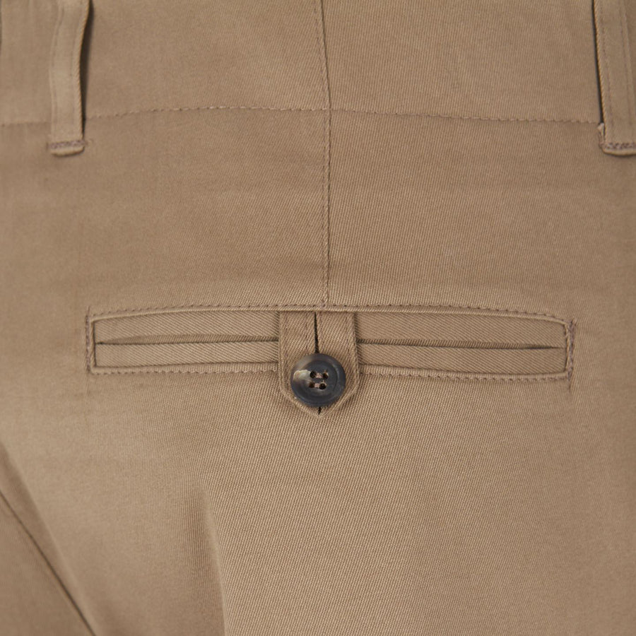 Messi Flat Front Chino Pants