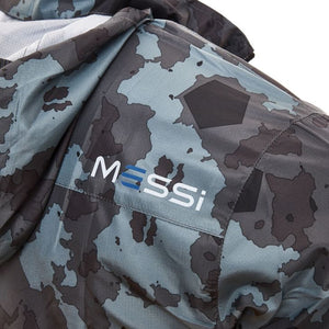Messi Printed Camo Packable Windbreaker