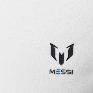 Messi Long Sleeve Crew Neck Pentagon T-Shirt