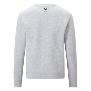 Messi Zip Pocket Sweatshirt - Heather Gray