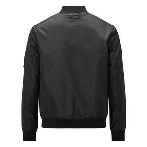 Messi Reversible Bomber Jacket - Black