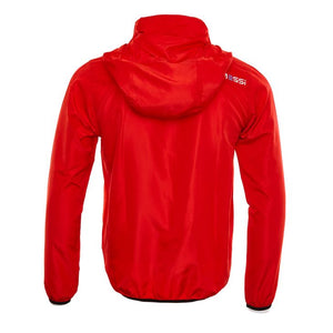 Messi Packable Windbreaker - Red