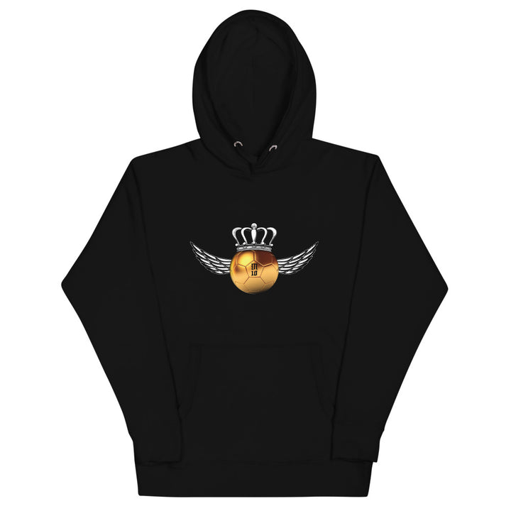 LM786 MESSI GOLDEN BALL WING HOODIE