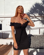 Romeo Mini Dress - Black