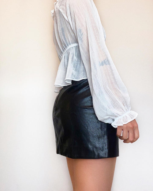 Emerson Sheer Blouse