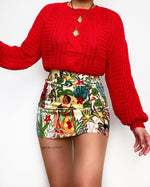 Everyday Knit Jumper - Red