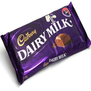 Cadbury Dairy Milk. - florista-in