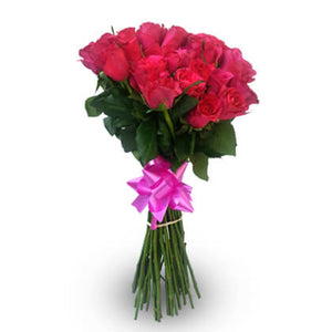 Graceful Pink Bunch - florista-in