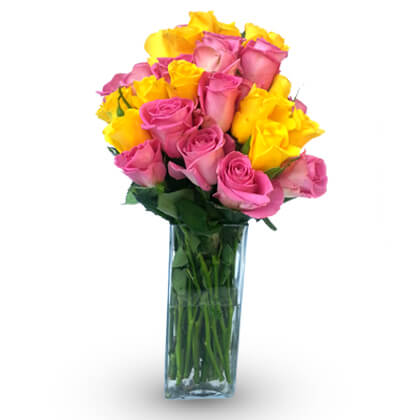 Sunshine Roses - florista-in
