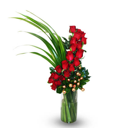 A Valentine Wish - florista-in