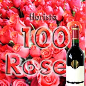 100 Roses Full Of Love - florista-in