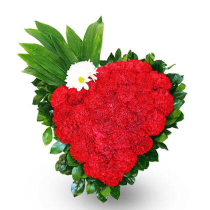 A heart full of love - florista-in