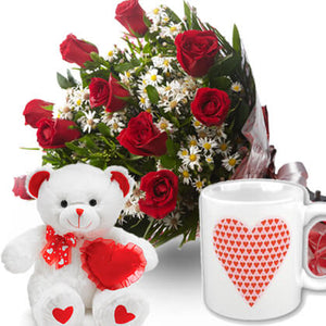 Special Valentine Gifts - florista-in