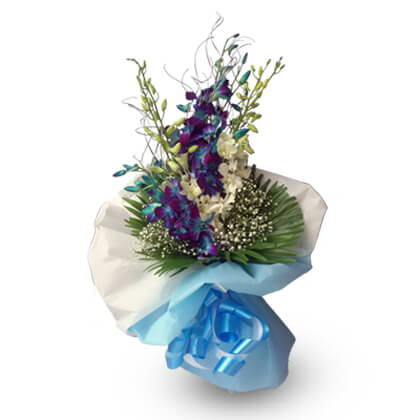 Blue Bunch - florista-in