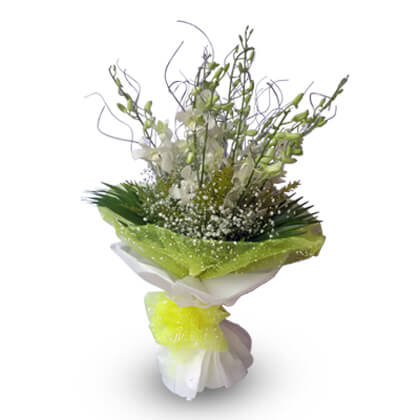 Exotic Whites - florista-in