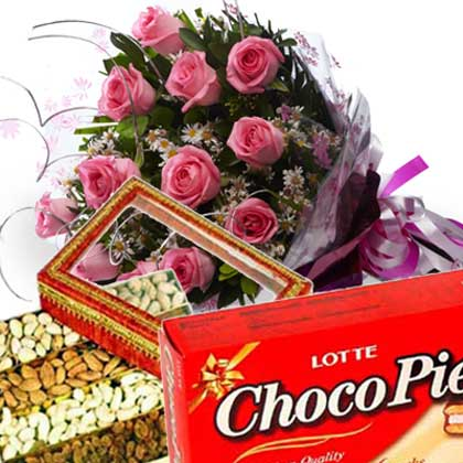 Dry Fruits Treat - florista-in