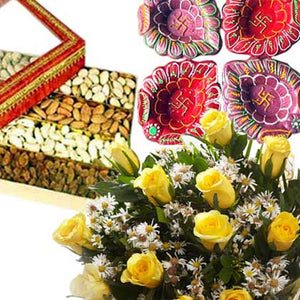 Brighten Your Diwali - florista-in