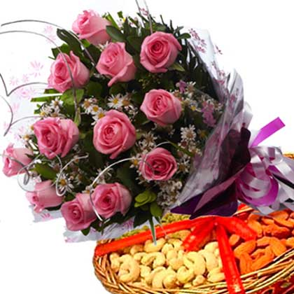 Dry Fruit Hamper - florista-in