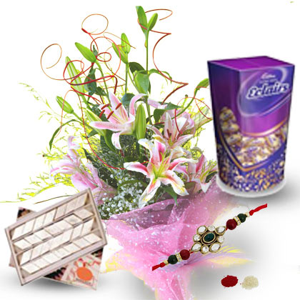 Raksha Bandhan Treat - florista-in