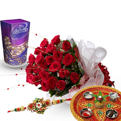 Rakhi Flowers - florista-in