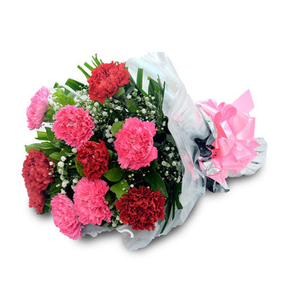 Red And Pink Wrap - florista-in
