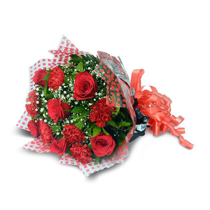 Bloomin Red Roses - florista-in