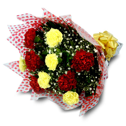 Flowery Bunch - florista-in
