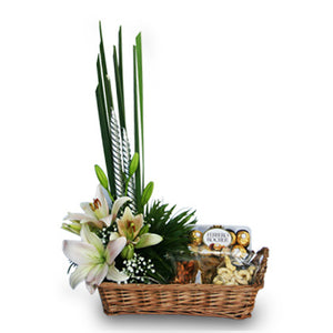 Sweet Lily Surprise - florista-in