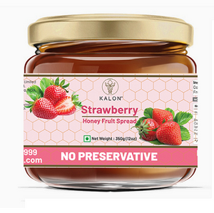 Strawberry Fruit Spread - florista-in