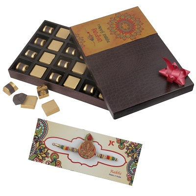 Rakhi Box 24 pcs Combo - florista-in