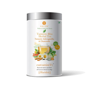 Turmeric Bliss Herbal Tea - florista-in