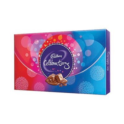 Cadbury Celebration -  box - florista-in